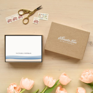 Sea Personalized Stationery