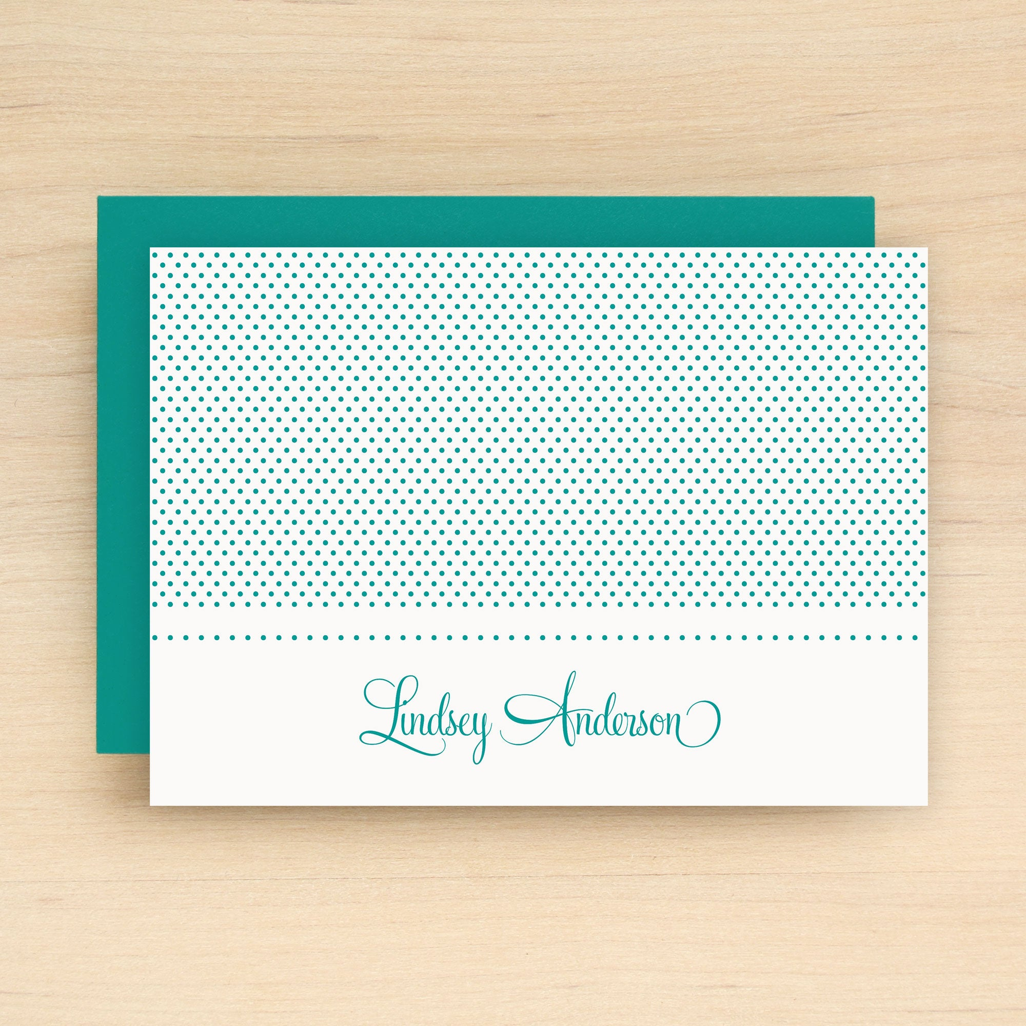 Sweetheart Personalized Stationery Set