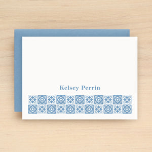 Talavera Personalized Stationery