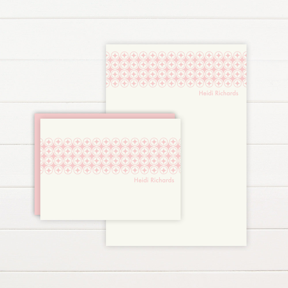 Morocco Stationery + Notepad Bundle