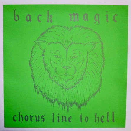 BACK MAGIC - Chorus Line To Hell LP