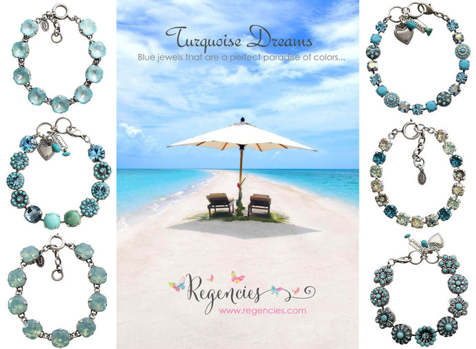 Turquoise Jewelry Perfect For Summer