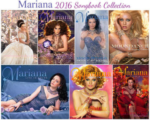 Sneak Peak at Mariana's 2016 Autumn/Winter Songbook Collection