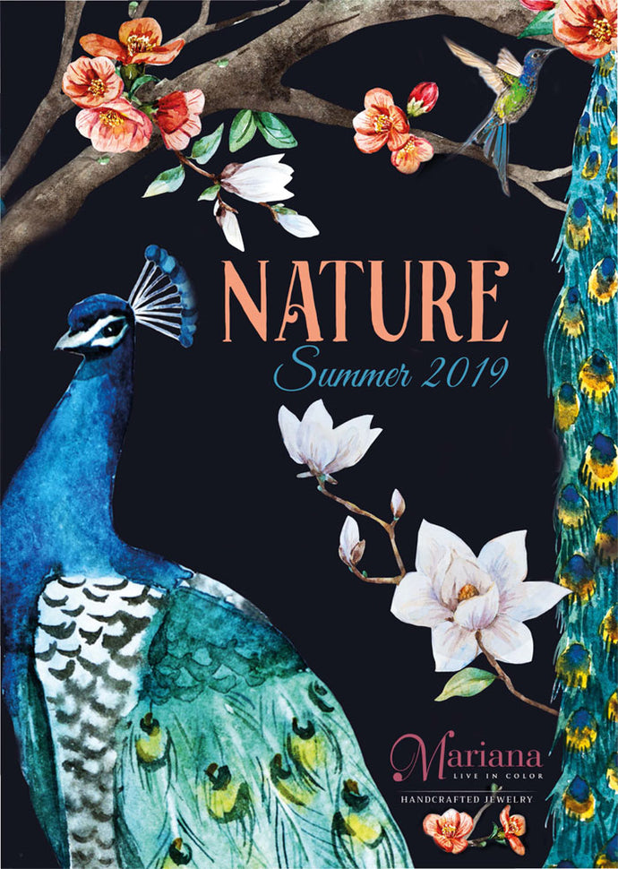 Mariana Jewelry 2019 Spring/Summer NATURE Collection For SALE NOW!