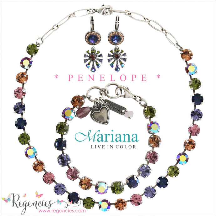 Featured Product: Mariana Penelope Multi Color Swarovski Jewelry Set