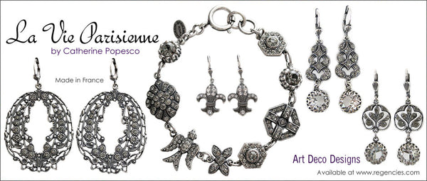 Catherine Popesco La Vie Parisienne Jewelry