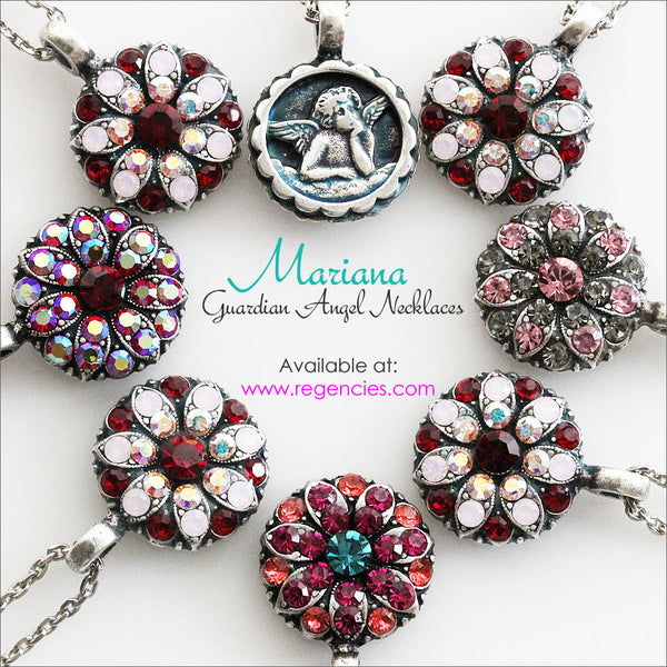 Mariana Guardian Angel Necklaces