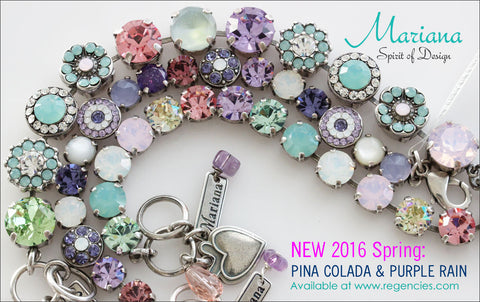2016 Mariana Jewelry Collections