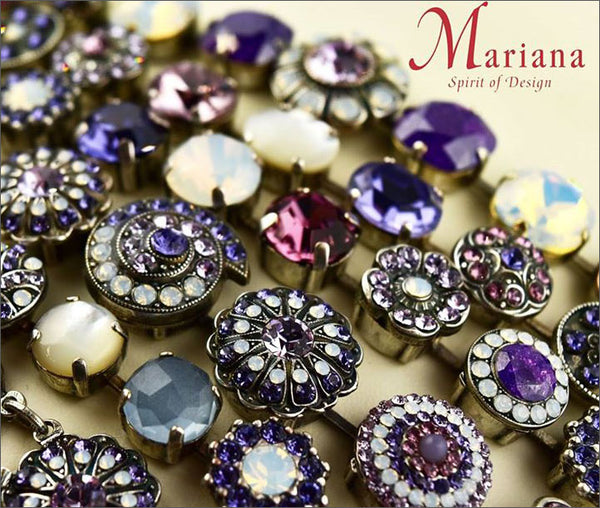 Mariana Jewelry 2016 Spring Collection: Purple Rain