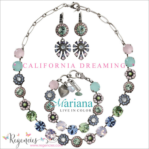 Mariana Jewelry California Dreaming Earrings Bracelets Necklaces
