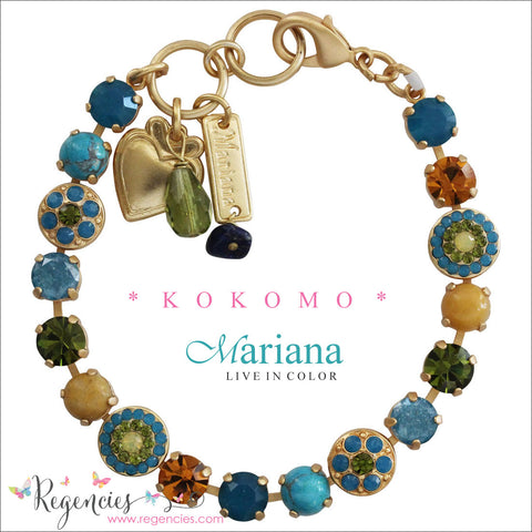 Mariana Jewelry Kokomo Earrings Bracelets Necklaces