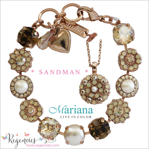 Mariana Jewelry Sandman Earrings Bracelets Necklaces