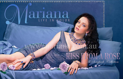 Mariana 2016 Songbook Collection Kiss From a Rose #1068