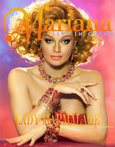 Mariana 2016 Songbook Collection Lady Marmalade