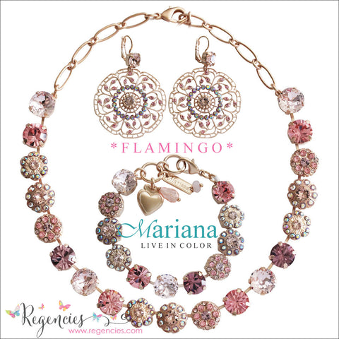 Mariana Jewelry Flamingo Earrings Bracelets Necklaces