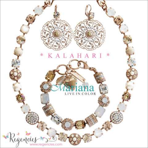 Mariana Jewelry Kalahari Earrings Bracelets Necklaces