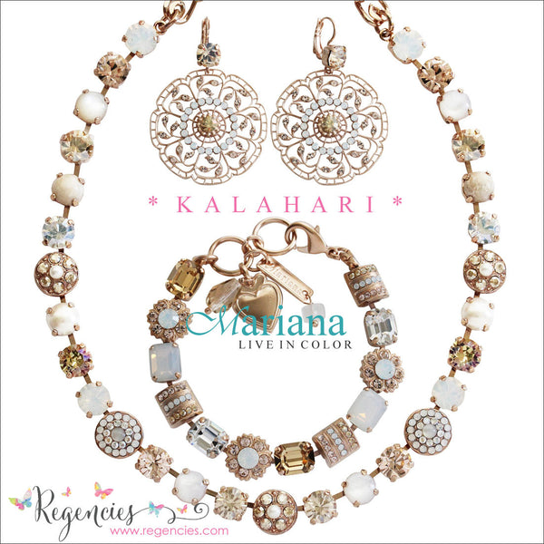 Mariana Jewelry Africa Kalahari Necklace Bracelet Earrings