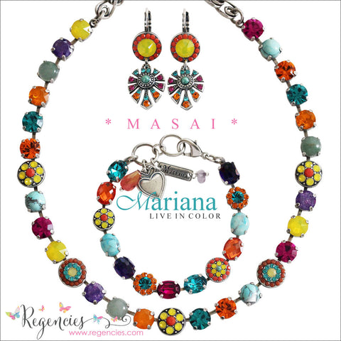 Mariana Jewelry Masai Earrings Bracelets Necklaces