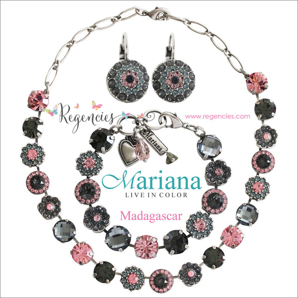 Mariana Jewelry Africa Madagascar Necklace Bracelet Earrings