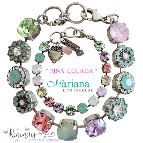 Mariana Jewelry Pina Colada Earrings Bracelets Necklaces