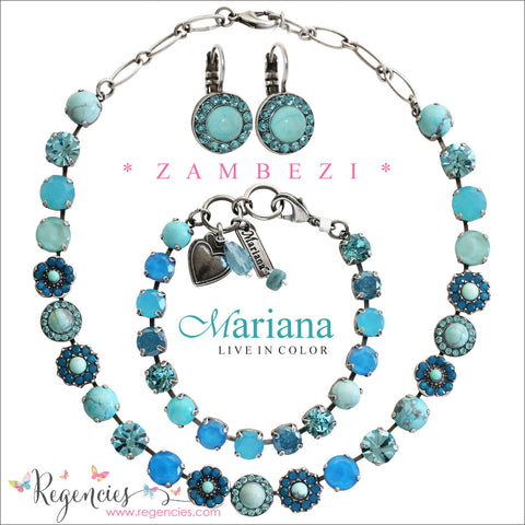 Mariana Jewelry Zambezi Earrings Bracelets Necklaces