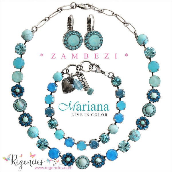 Mariana Jewelry Africa Zambezi Necklace Bracelet Earrings