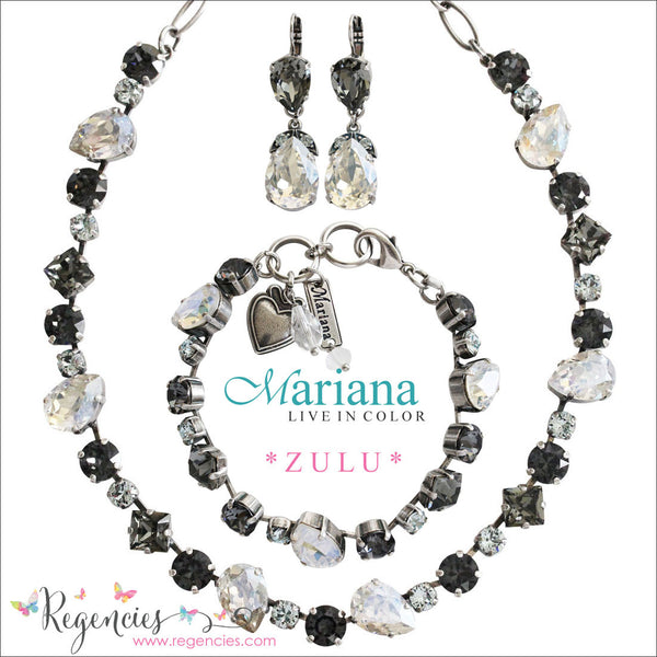 Mariana Jewelry Africa Zulu Necklace Bracelet Earrings