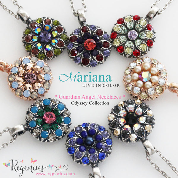 Mariana Odyssey Guardian Angel Necklaces