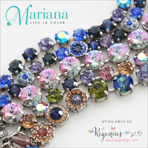 Mariana Jewelry Electra Earrings Bracelets Necklaces