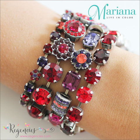 Mariana Jewelry Xenia Earrings Bracelets Necklaces