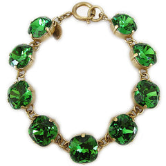 Catherine Popesco Fern Green Bracelet