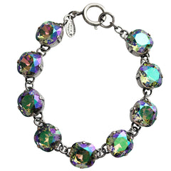 Catherine Popesco Sterling Silver Plated Paradise Shine Bracelet