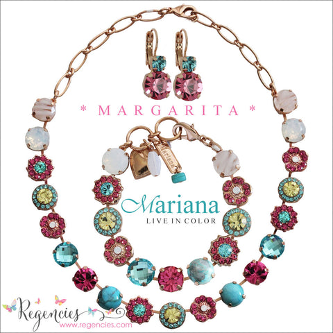 Mariana Jewelry Margartia Earrings Bracelets Necklaces