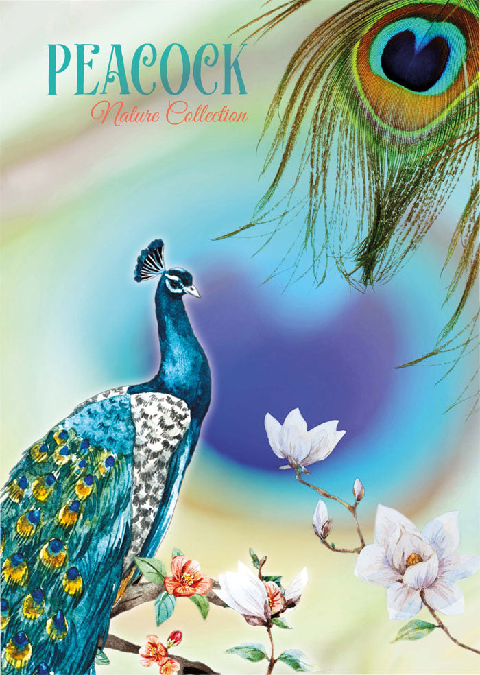 Mariana Jewelry Nature Catalog Swarovski Bracelets, Earrings, Necklaces, Rings Peacock Cover Page
