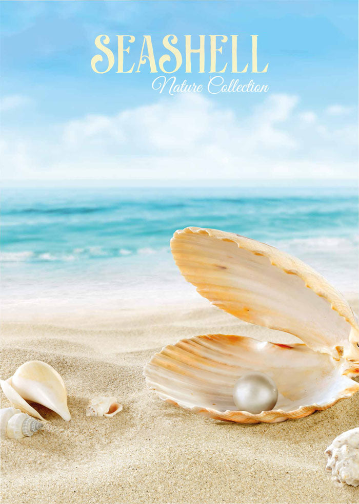 Mariana Jewelry Nature Catalog Swarovski Bracelets, Earrings, Necklaces, Rings Seashell Cover Page