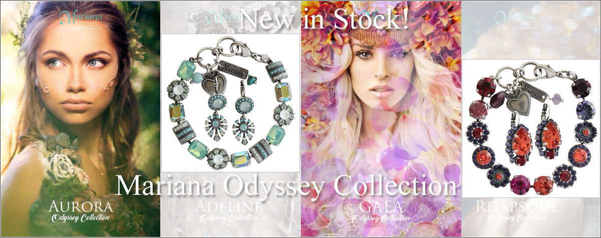 Mariana Jewelry Odyssey Collection