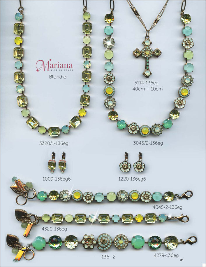 Mariana Jewelry The Sweet Life Bracelets Earrings Necklaces Rings Catalog Blondie Page 1