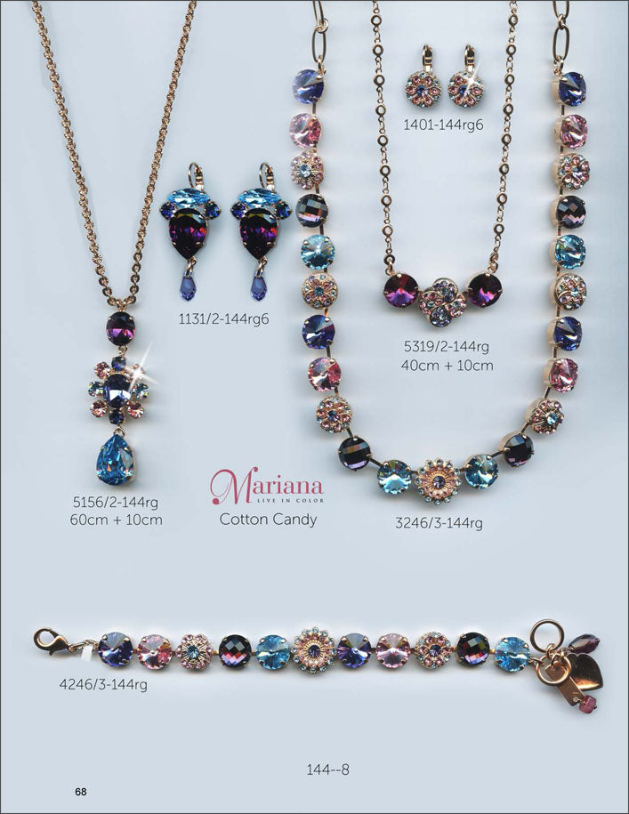 Mariana Jewelry The Sweet Life Bracelets Earrings Necklaces Rings Catalog Cotton Candy Page 2