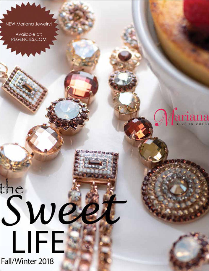 Mariana Jewelry The Sweet Life Full Catalog - Bracelets, Earrings, Necklaces, Rings
