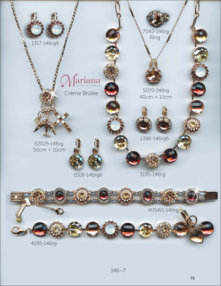 Mariana Jewelry The Sweet Life Bracelets Earrings Necklaces Rings Catalog Creme Brulee Page 2
