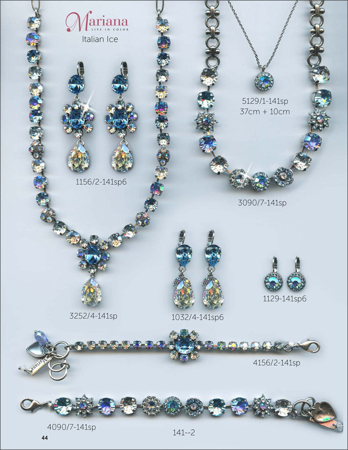 Mariana Jewelry The Sweet Life Bracelets Earrings Necklaces Rings Catalog Italian Ice Page 2
