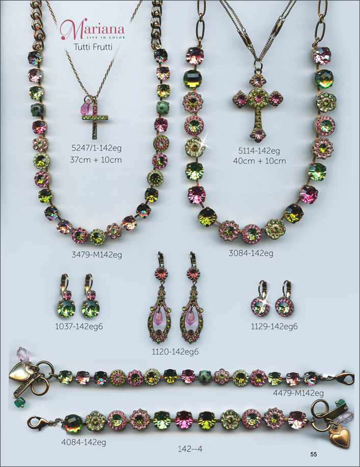 Mariana Jewelry The Sweet Life Bracelets Earrings Necklaces Rings Catalog Tutti Frutti Page 2