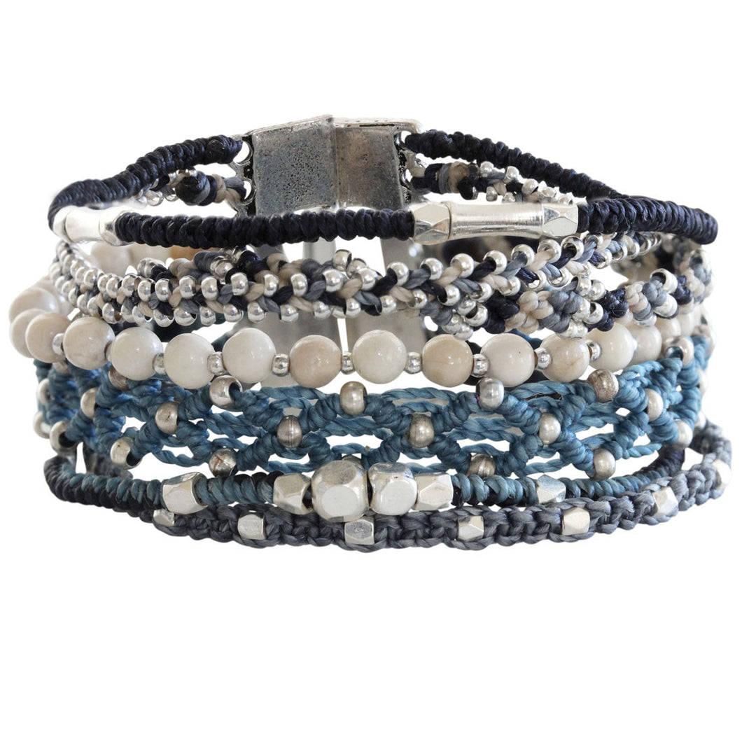 Wakami All One Cuff Bracelet, 7