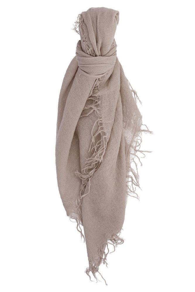 Chan Luu Cashmere and Silk Scarf Wrap - Etherea BRH-SC-140