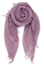 Chan Luu Cashmere and Silk Scarf Wrap - Light Purple BRH-SC-140