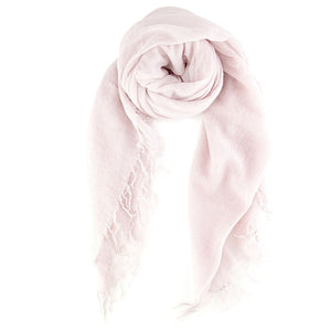 Chan Luu Cashmere and Silk Scarf Wrap - Mauve Chalk BRH-SC-140