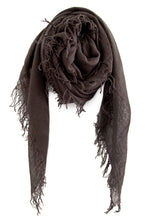 Chan Luu Cashmere and Silk Scarf Wrap - Mulch BRH-SC-140