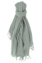Chan Luu Cashmere and Silk Scarf Wrap - Shadow BRH-SC-140