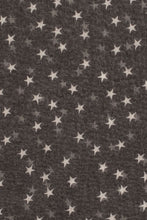 Chan Luu Cashmere and Silk Scarf Wrap - Stars Black and White BRH-SC-451
