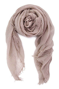 Chan Luu Cashmere and Silk Scarf Wrap - Adose Rose BRH-SC-140